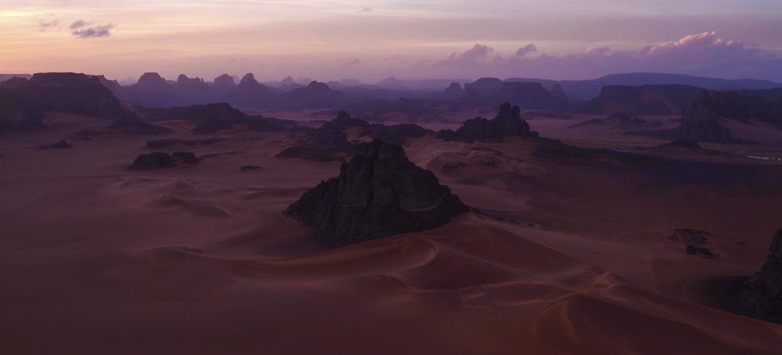 Desert-Fly – Algerien von oben