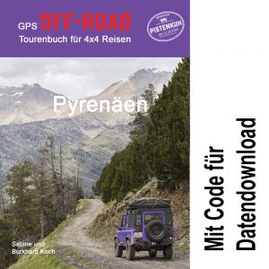 Offroad-Tourenbuch-Pyrenäen