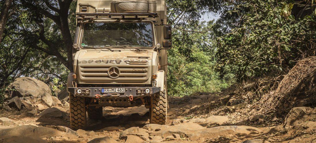 Offroad in Guinea – Die härteste Piste Afrikas