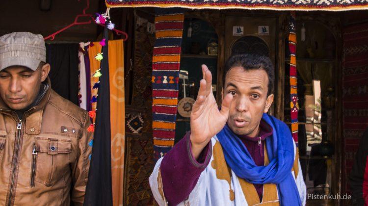 Abzocke in Marokko