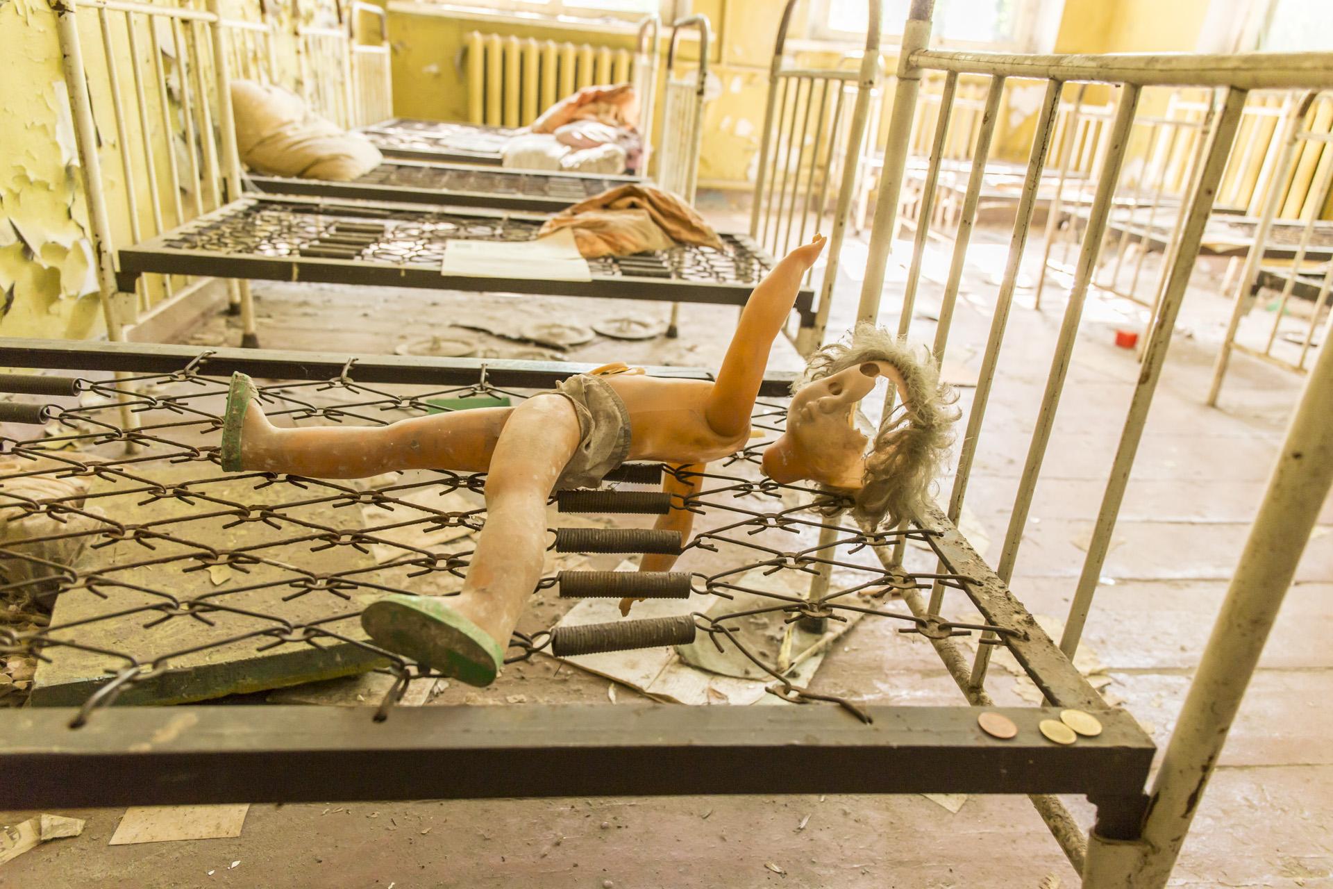 Kindertagesstätte in Prypjat