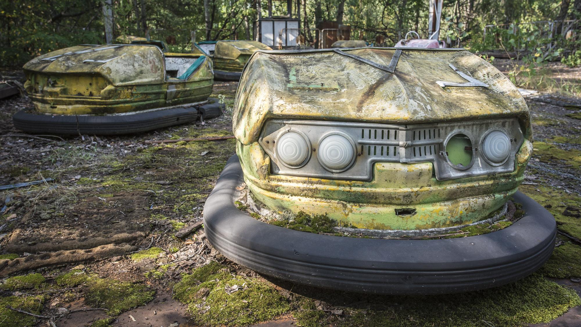 Lost Place - Kirmes in Tschernobyl