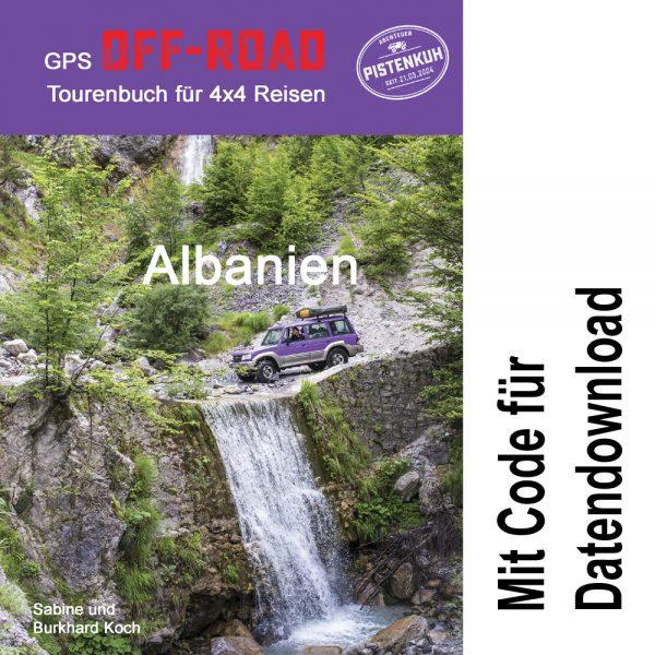 Offroad Tourenbuch Albanien