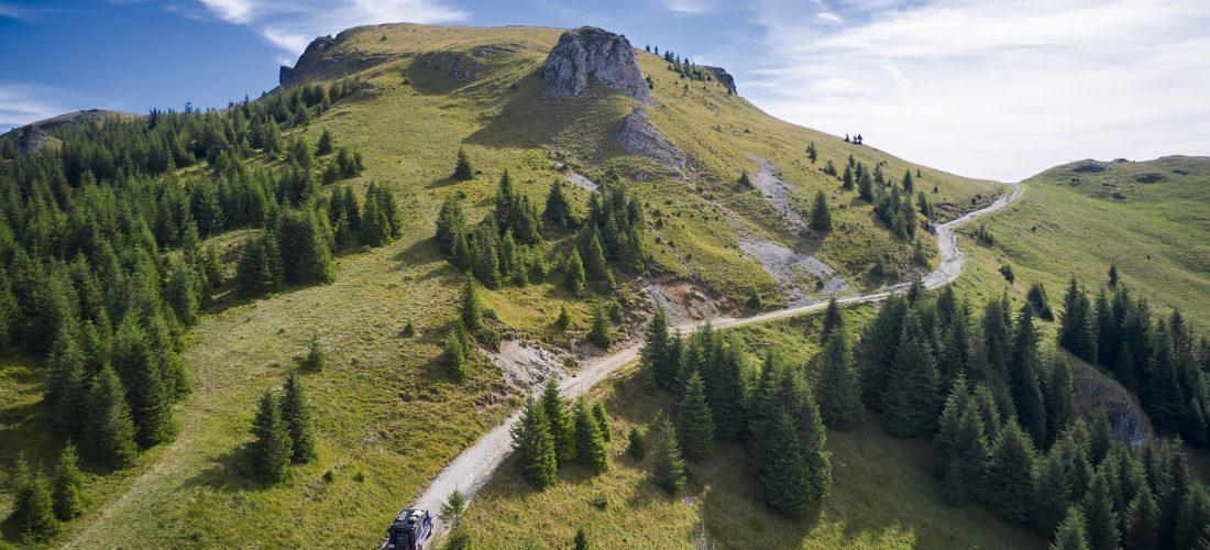 Neues Gesetz zum Offroad fahren in Rumänien