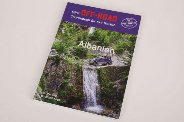 Offroad-Tourenbuch Albanien