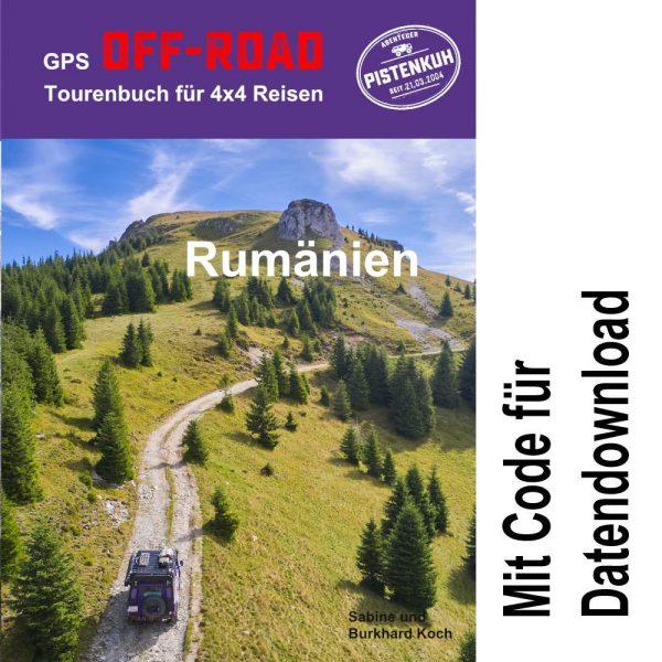 Offroad Tourenbuch Rumänien