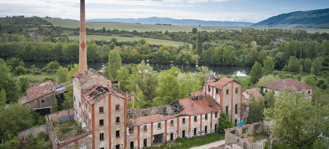 Lost Place – Sägewerk in Ekai (Spanien)