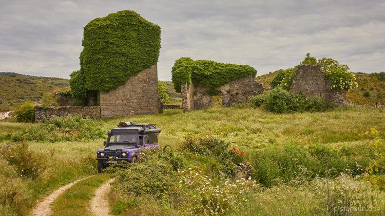 verlassene Dörfer in Spanien