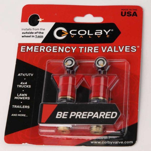 Colby Valve Emergency Valve