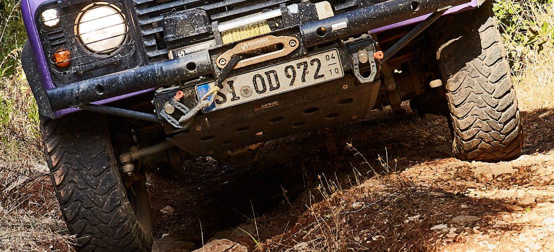 Toyo Open Country – MT-Reifen für Land Rover Defender