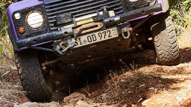 Toyo Open Country - MT-Reifen für Land Rover Defender